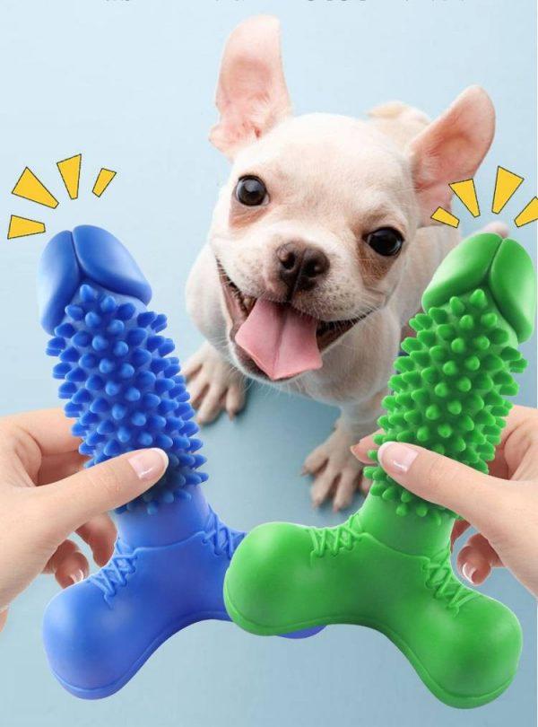 Dog Dildo Chew Sound Toy